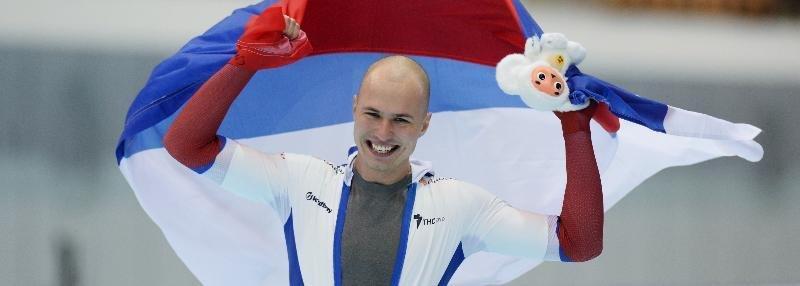 Золото Кулижникова и серебро Юскова в забеге на 1000 метров