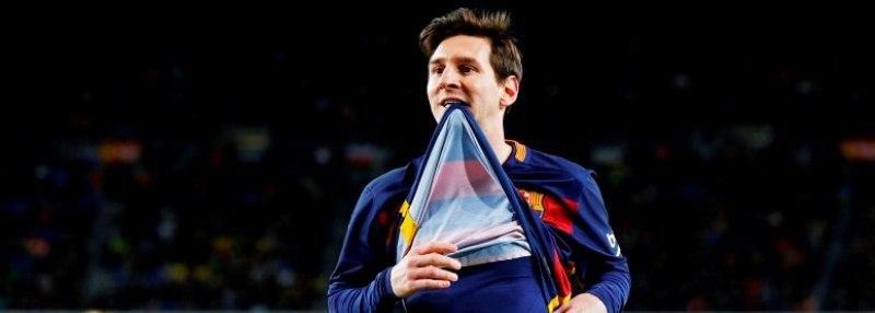 Хет-трик Месси и чудовищная ошибка вратаря в игре «Барселоны»