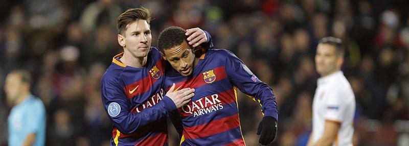 Правда ли, что «Барселона» может продать Неймара и Месси