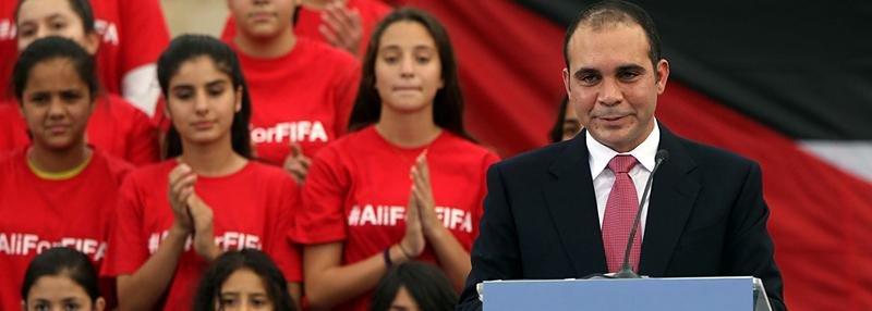 «Я буду поддерживать Россию». Мысли принца, который хочет стать президентом ФИФА
