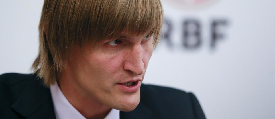 Андрей Кириленко: «Письмо ФИБА ультимативное. Наш ответ будет жестким»