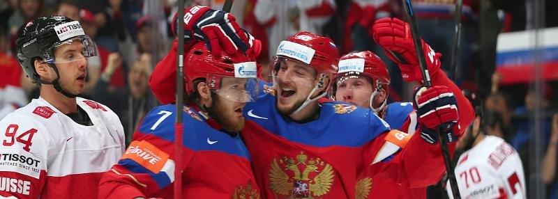 Швейцарцев переехал Телегин. 10 кадров с матча сборной России
