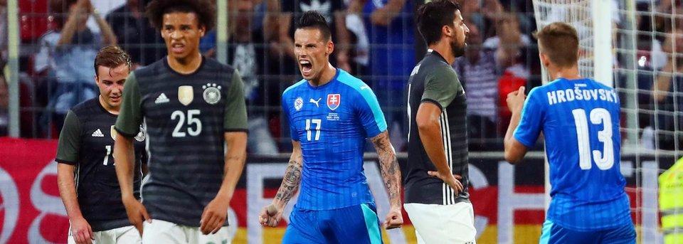 Кого стоит опасаться в сборной Словакии