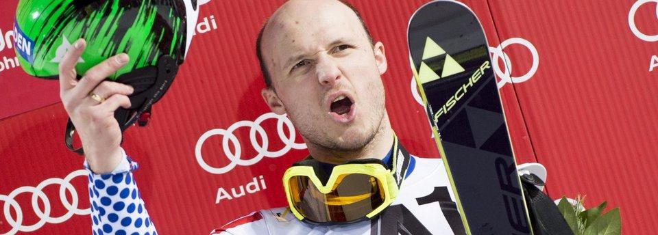 Парень из России, который умеет побеждать в горных лыжах