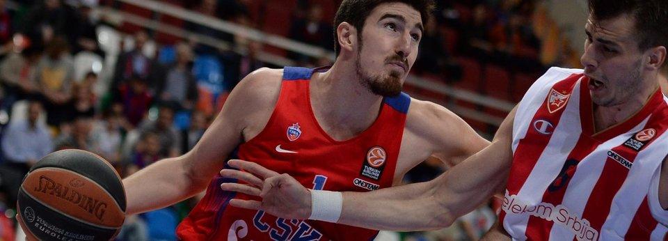 «Сначала хочу выиграть «Финал четырех», а потом думать о Рио». Почему Нандо де Коло – лучший баскетболист в Европе