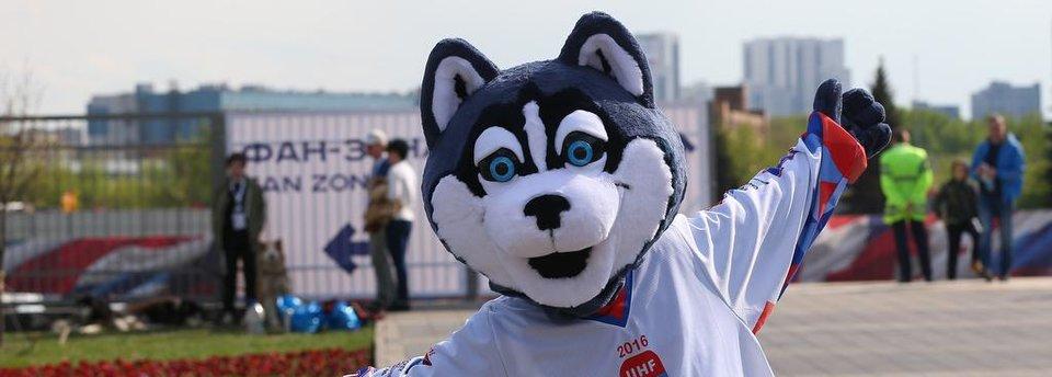 Один день из жизни главного талисмана чемпионата мира