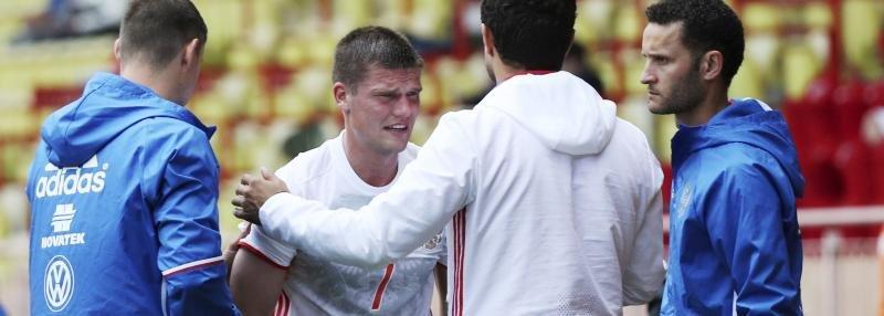 Денисов пропустит чемпионат Европы