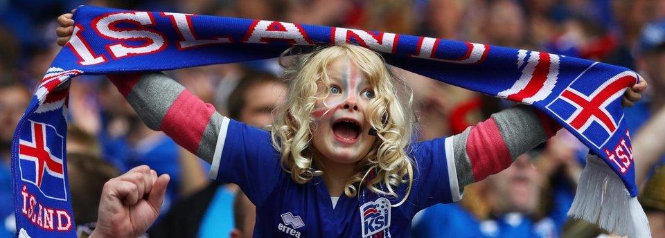 С детства ли ты за Исландию? Самый сложный тест про главное открытие Евро-2016