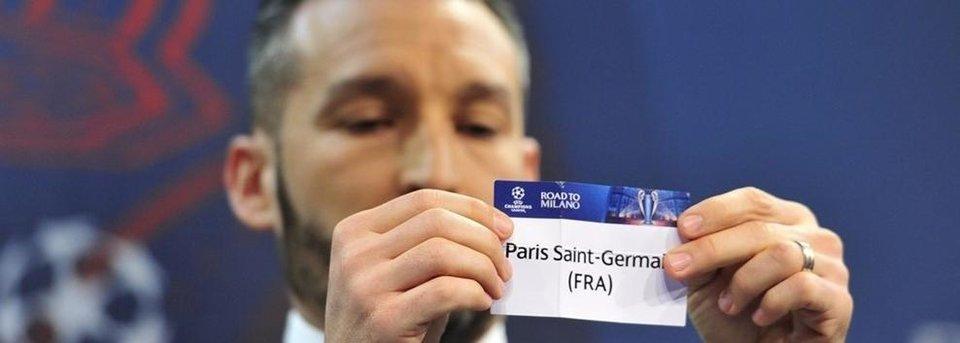 «ПСЖ намного сильнее «Челси». Итоги жеребьевки 1/4 финала Лиги чемпионов