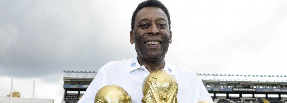 Пеле: «Если Бразилия выйдет в финал чемпионата мира в России, это будет фантастикой»