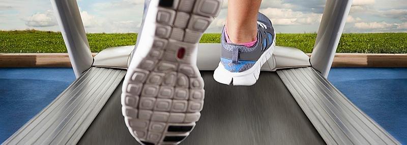Можно ли заменить бег на улице беговой дорожкой?