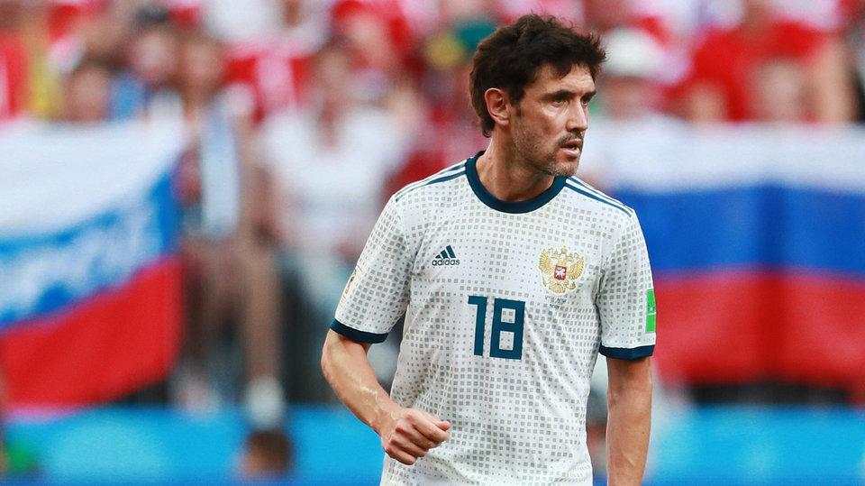 Юрий Жирков: «Полгода без футбола — это самый сложный период в моей карьере»