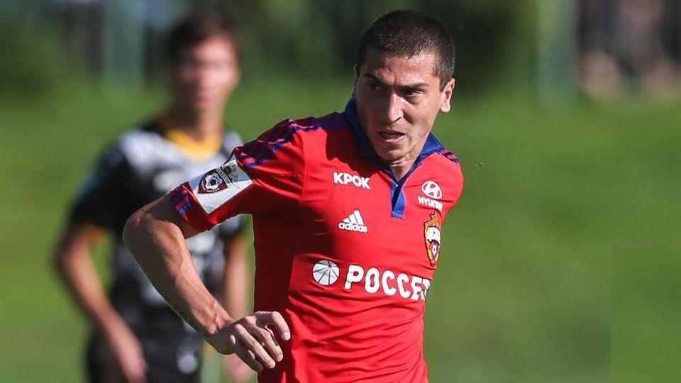 Ионов присоединится к «Динамо» в четверг