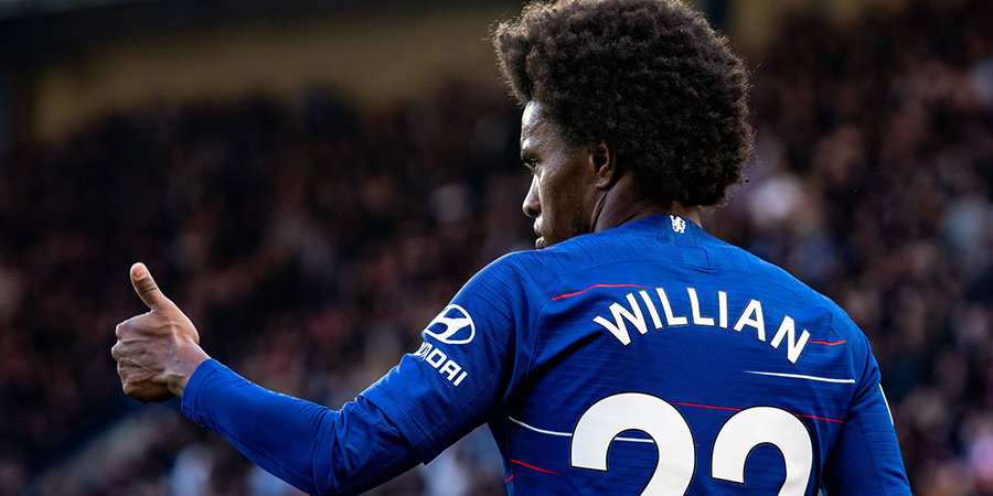 Виллиан вновь заявил о желании остаться в «Челси»