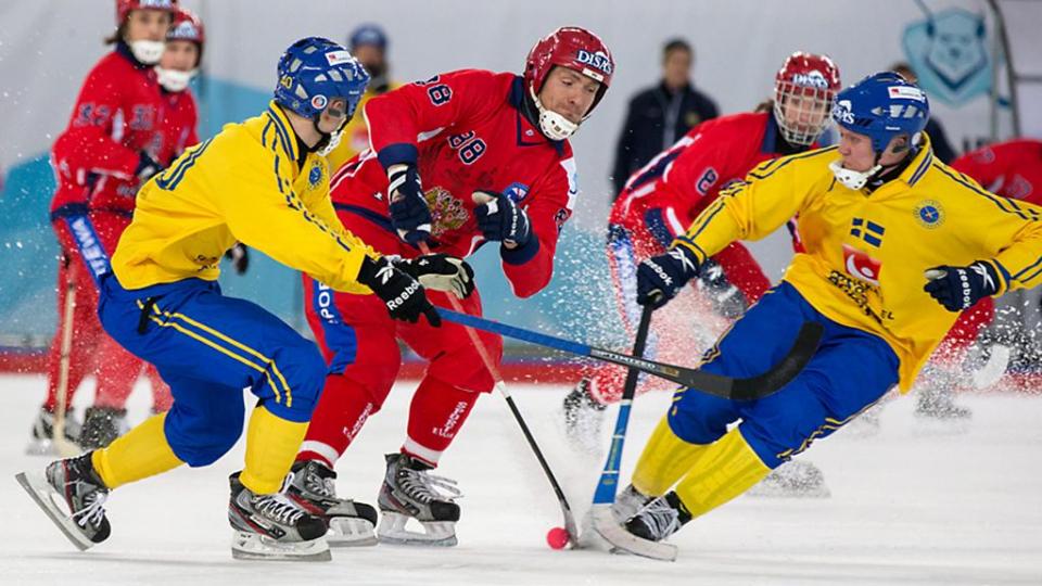 Россия вышла в финал чемпионата мира, где сыграет со шведами