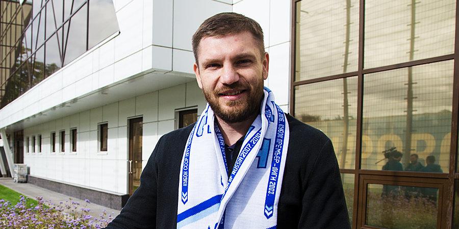Алексей Игонин: «Если бы игра в Уфе длилась еще минут десять,«Зенит» забил бы»