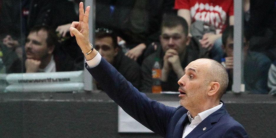 «Нижний Новгород» вырвал победу у «Перистери» в Лиге чемпионов