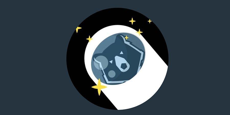 Тинькофф РПЛ изменила логотип в честь Дня космонавтики