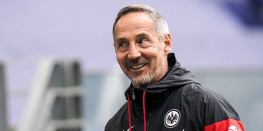 Главным тренером менхенгладбахской «Боруссии» станет Адольф Хюттер из «Айнтрахта»