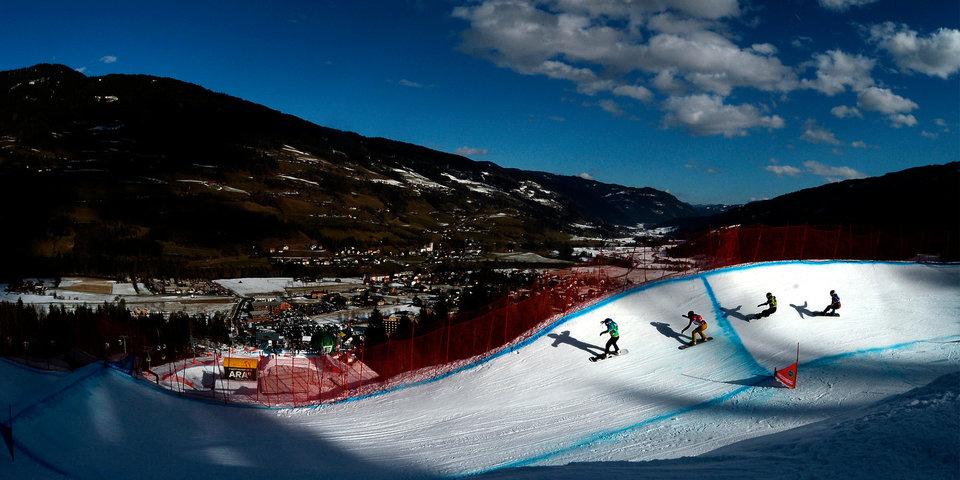 Как смотреть соревнования по сноубордингу. Гид «Матч ТВ»