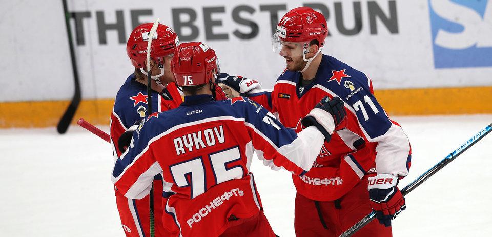 Рыков перешел из ЦСКА в «Северсталь»