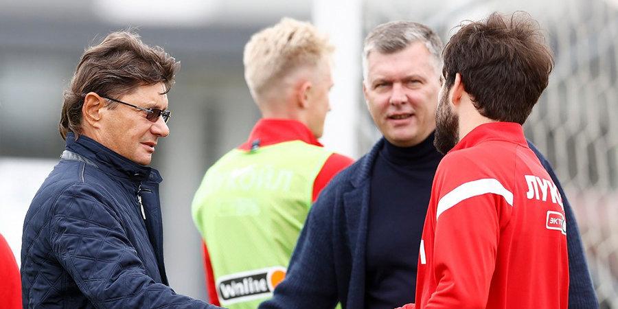 Федун предложил отдавать тренерам до трех процентов зарплаты игроков