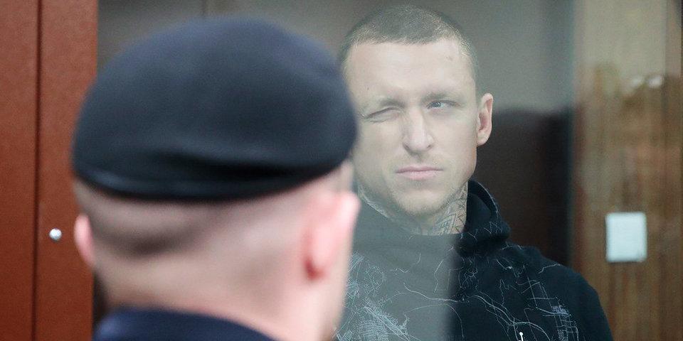 Мамаев и Кокорин в судебной клетке. Фоторепортаж из Тверского суда