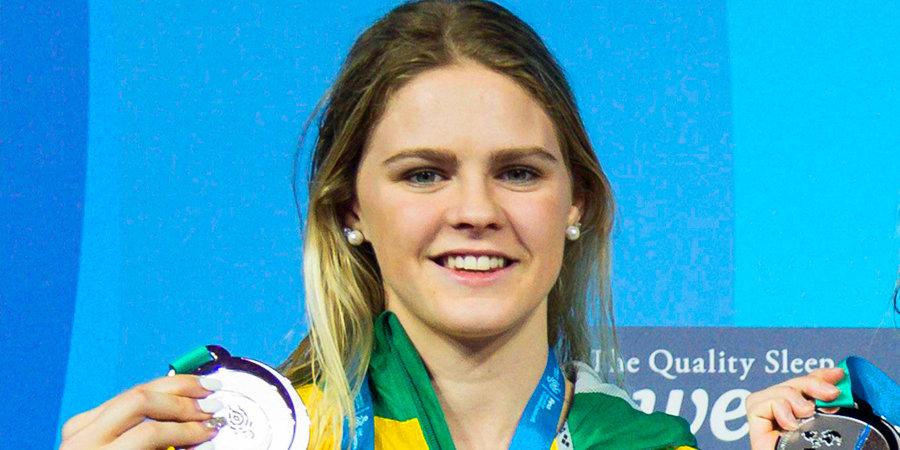 Допинг-проба австралийской пловчихи дала положительный результат