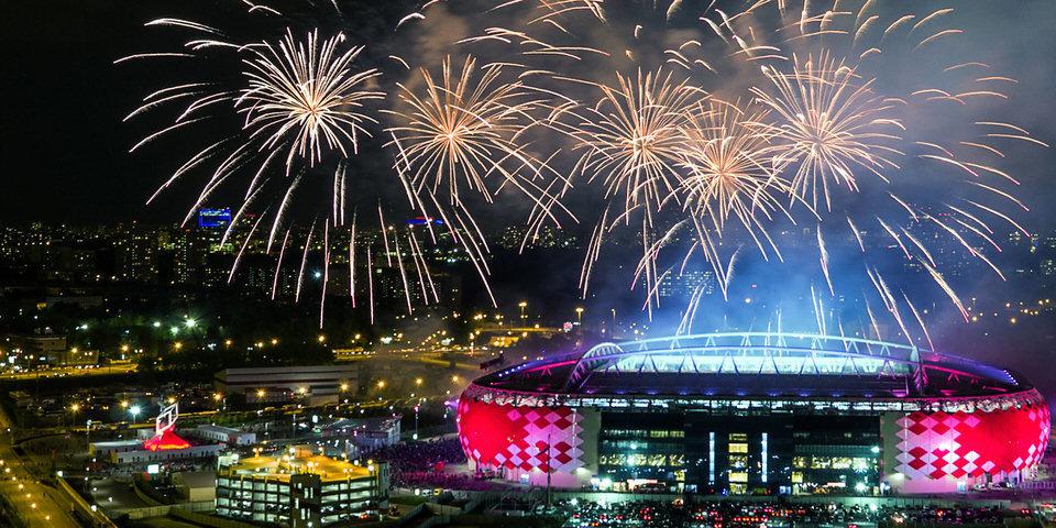 10 фото Москвы, которые нужно сделать на Кубке конфедераций