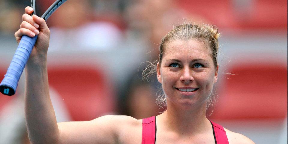 Звонарева выиграла первый турнир за 6 лет