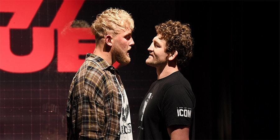 YouTube-блогер подерется с профессиональным бойцом ММА. Первого поддерживает Майк Тайсон, во второго не верят даже букмекеры
