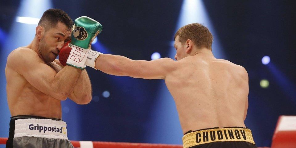 Как тренируются боксеры перед боями на Красной площади