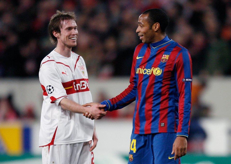 Александр Глеб: «В «Барселоне» Роналдинью и Деку приходили пьяными на тренировку»