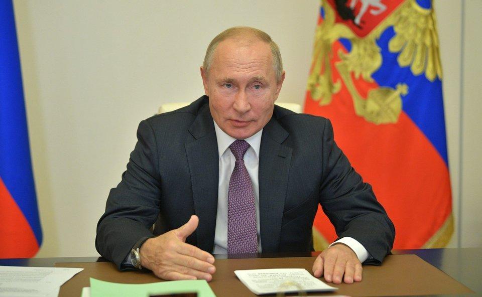 Владимир Путин — о результатах Авериных на Олимпиаде: «Надо добиваться справедливого судейства и отстаивать свои интересы в международных спортивных инстанциях»
