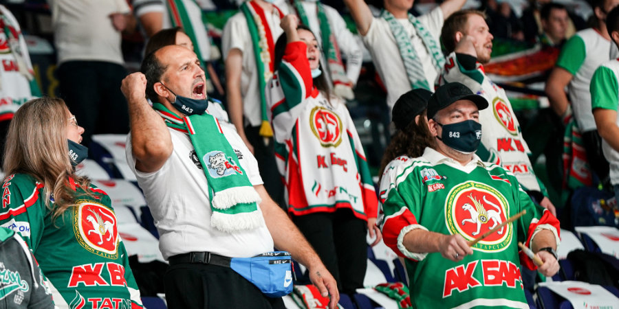 В «Ак Барсе» объяснили инцидент с болельщиками и гимном Башкортостана