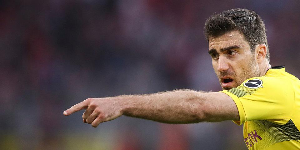 «Фортуна» обыграла лидера чемпионата Германии дортмундскую «Боруссию»