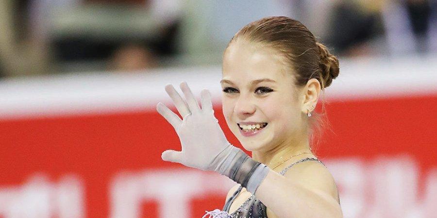 Официальная биография 16-летней Трусовой поступит в продажу в ноябре