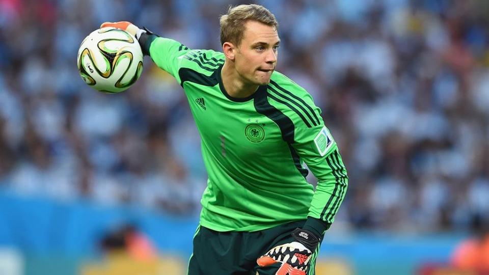 Мануэль Нойер: «Финал Кубка Германии — всегда особенный матч»