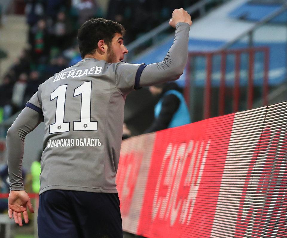 Нападающий «Крыльев Советов» забил Хорватии, но Азербайджан уступил в квалификации Евро-2020