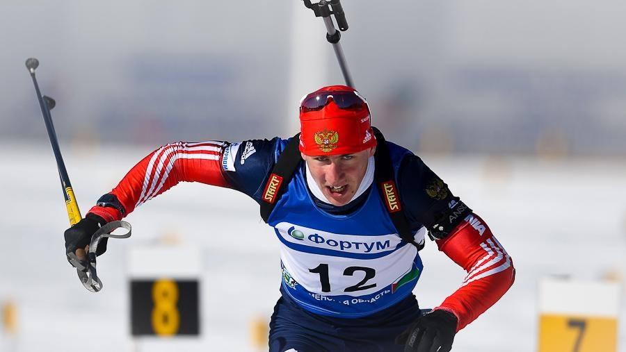 Латыпов уступил только норвежцам на Кубке IBU
