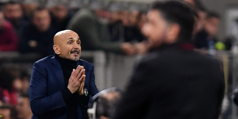 Спаллетти обыграл «Милан» - и вывел «Интер» на третье место в Серии А. Все голы здесь!