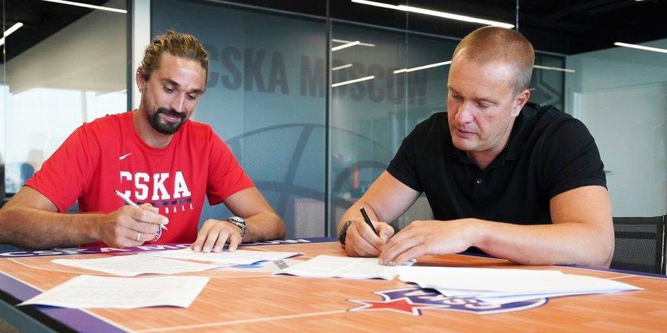Андрей Ватутин: «Возвращение в ЦСКА Шведа наверняка разделит наших болельщиков и любителей баскетбола на два лагеря»