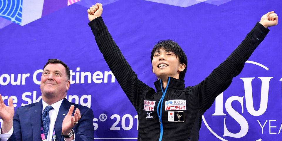 Ханю – двукратный олимпийский чемпион, Алиев и Коляда – в топ-8
