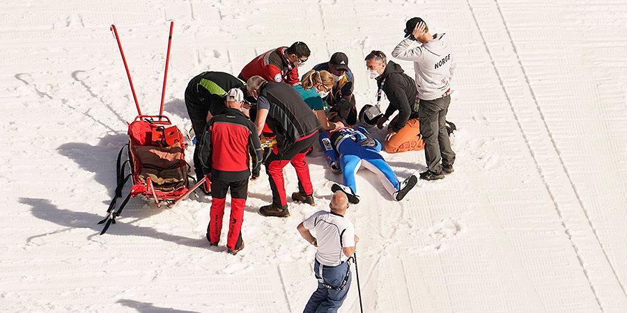 Упавший с трамплина олимпийский чемпион Танде выведен из искусственной комы