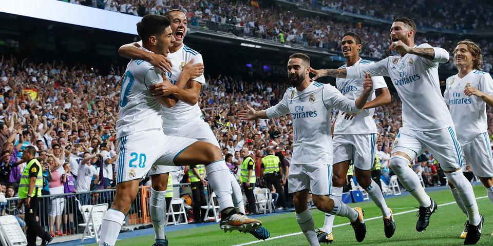 «Реал» снова обыграл «Барселону» и завоевал Суперкубок Испании