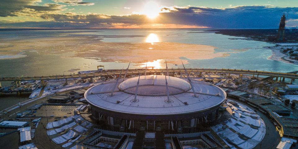 Открытый воздух при закрытой крыше. Что ждать от матчей на стадионе «Санкт-Петербург»?