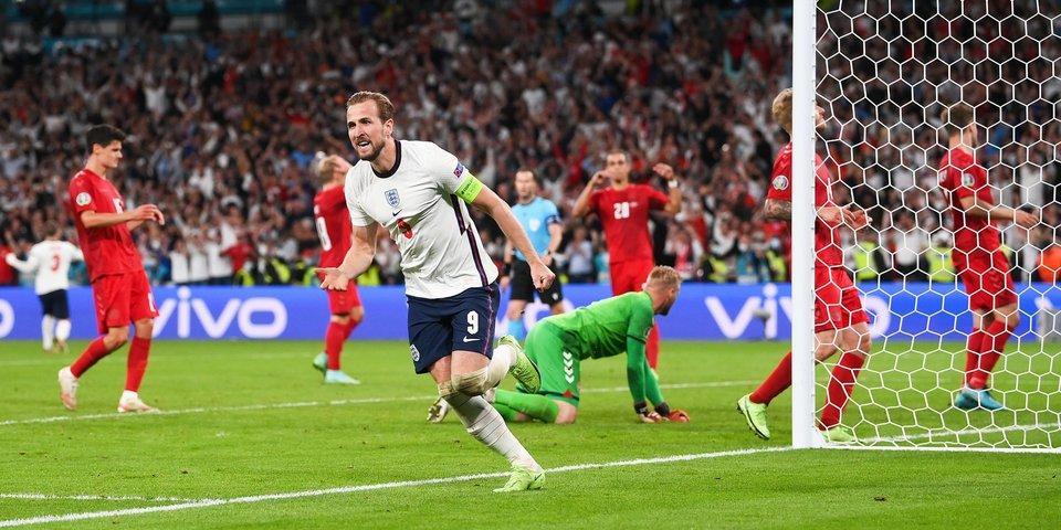 Кейн стал первым игроком, не реализовавшим пенальти в овертайме Евро
