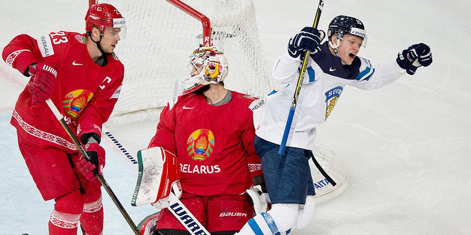 Белоруссия почти спасла матч с Финляндией: все голы