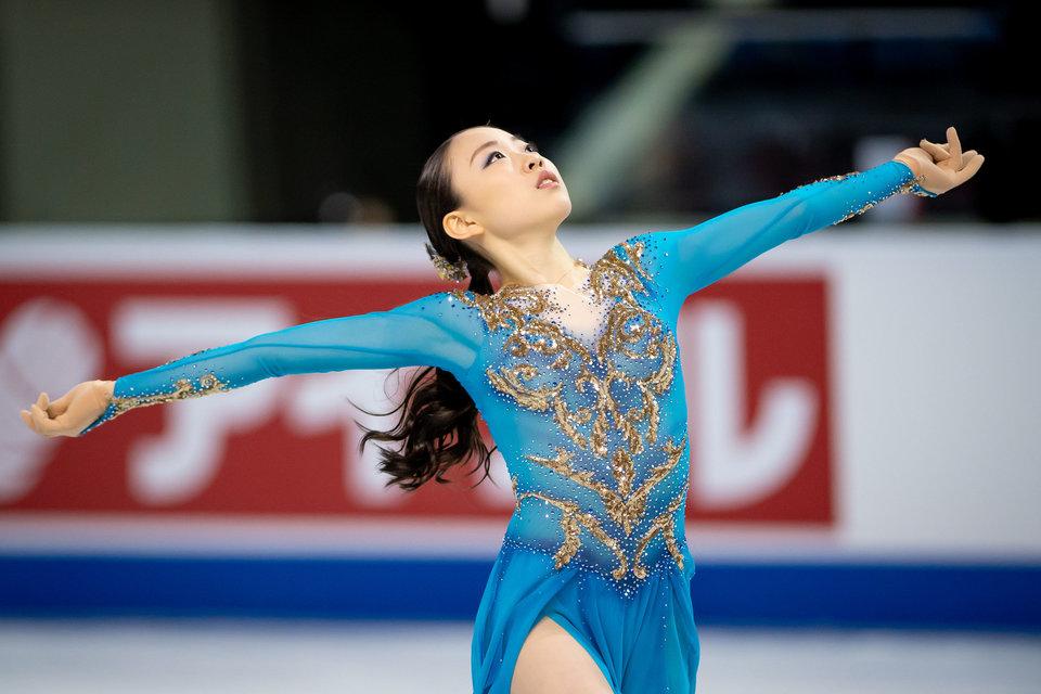 Кихира выиграла чемпионат Японии с преимуществом более 20 баллов