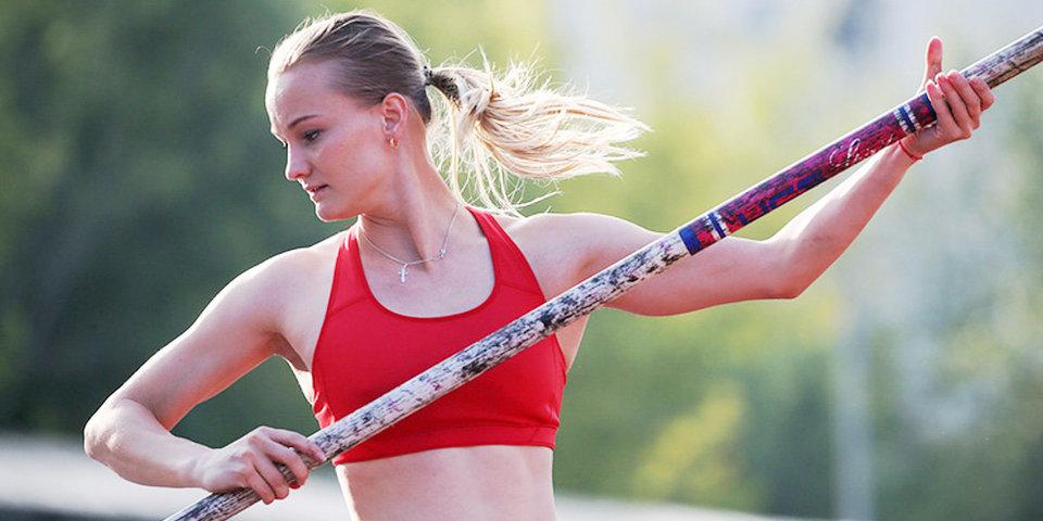 Муллина выиграла золото на международных соревнованиях в Швейцарии